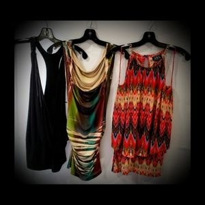 Tops - 3 Tops Size Small Lot